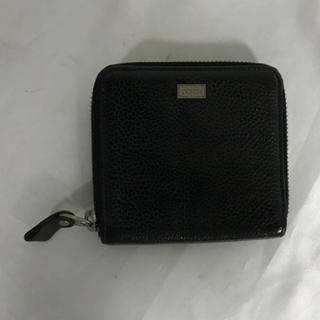 86dfd649688b ケンゾー(KENZO)の本物ケンゾー本革レザーラウンドジップファスナーサイフ財布札入れ
