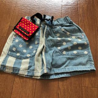 ブリーズ(BREEZE)のスカート 新品 110(スカート)