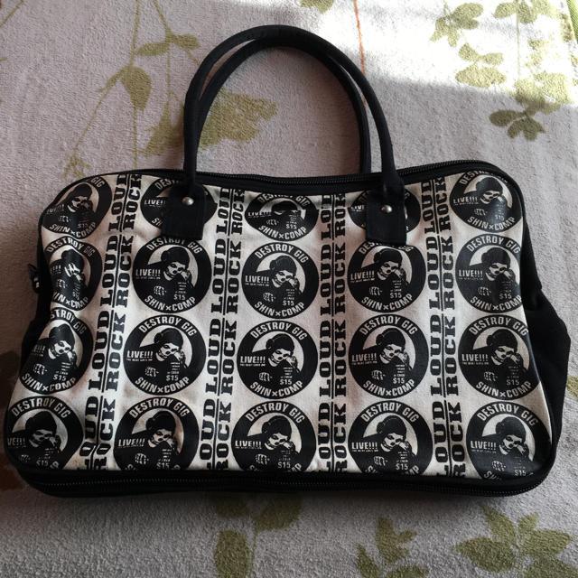 SHIN&COMPANY(シンアンドカンパニー)のSHIN&COMPANY/ジッパー付きトートバッグ レディースのバッグ(トートバッグ)の商品写真