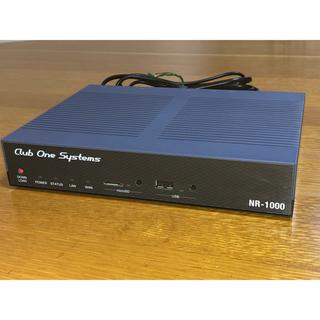 ヤマハ(ヤマハ)のヤマハ ギガアクセスVPNルーター RTX810 OEM(PC周辺機器)