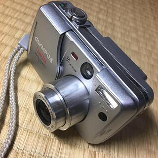 オリンパス(OLYMPUS)のOLYMPUS CAMEDIA X1、430万画素(コンパクトデジタルカメラ)