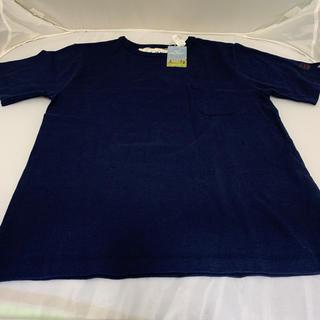 ジムマスター(GYM MASTER)のTシャツ gym master Sサイズ 紺色(Tシャツ/カットソー(半袖/袖なし))