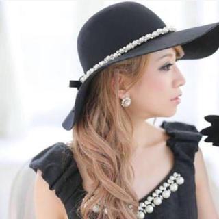 エミリアウィズ(EmiriaWiz)のkttpg113様専用 エミリアウィズ 女優帽(ハット)