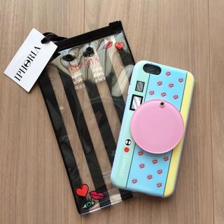 アイフォリア(IPHORIA)の新品★Iphoria Candy Camera Mirror(iPhoneケース)