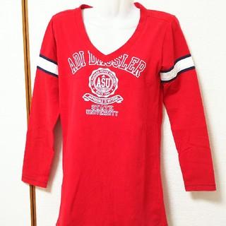 アディダス(adidas)のadidas(アディダス)の長袖Tシャツ、ロングTシャツ(Tシャツ(長袖/七分))