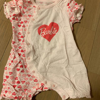 バービー(Barbie)のBarbie ロンパース(ロンパース)