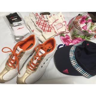 アディダス(adidas)のゴルフセット コルウィン シューズ24cm(その他)
