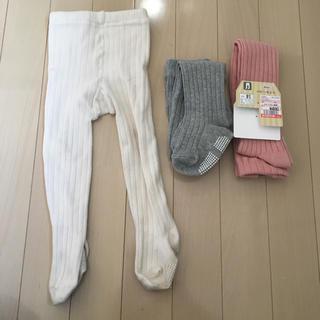 シマムラ(しまむら)のしまむら ♡ タイツ(靴下/タイツ)