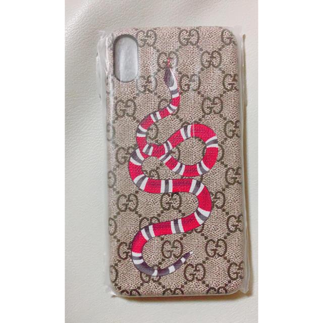 Gucci - GUCCI iPhoneXS MAX用カバーの通販