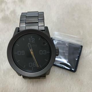 86b03f1d1f ニクソン(NIXON)のじゅんぺい様 Nixon ニクソン メンズ 腕時計 新品未使用(
