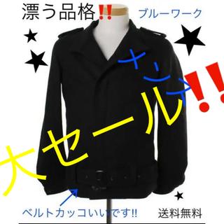 レイジブルー(RAGEBLUE)の【美品⭐︎】ジャケット‼️ BLUE WORK メンズ アウター ZIPFIVE(ブルゾン)