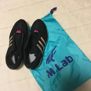 専用 ミムラボ  レース用シューズ 26cm     新品未使用 +シューズ袋(陸上競技)