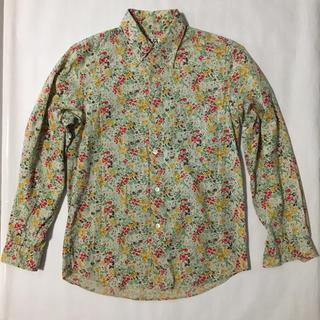 デプト(DEPT)のDEPT Flower Printed Shirts sizeXS(シャツ)