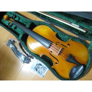 スズキ(スズキ)の【淡色良彩ニス】国産バイオリン SUZUKI No.330 4/4 付属品セット(ヴァイオリン)