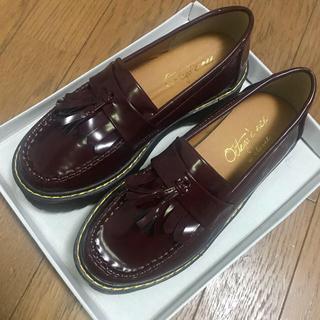 ダブルクローゼット(w closet)のw closet 厚底タッセルローファー ボルドー(ローファー/革靴)
