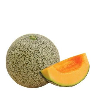 むつみレッド 茨城県鉾田市産 3kg 3玉〜4玉  糖度15度 メロン(フルーツ)