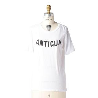 ドゥロワー(Drawer)のDrawer RXMANCE ドゥロワー Tシャツ antigua 神崎恵 着用(Tシャツ(半袖/袖なし))