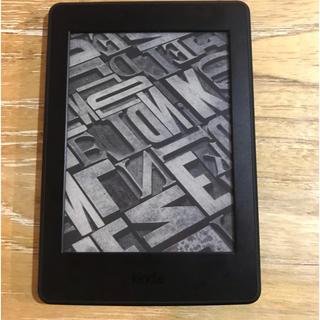 アップル(Apple)の第8世代 Kindle paper white Wi-Fi 広告ナシ 4GB(電子ブックリーダー)