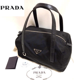 プラダ(PRADA)の【正規品】プラダ✨ミニボストンバッグ/PRADA(ボストンバッグ)