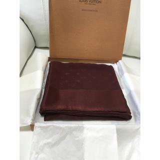 アイアイメディカル(AIAI Medical)の新品未使用  ルイヴィトン  LOUIS VUITTON  スカーフ(バンダナ/スカーフ)