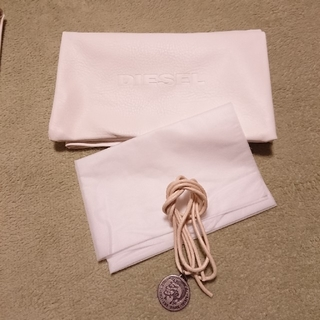 ディーゼル(DIESEL)のDIESELラッピング袋白三点セット(ラッピング/包装)