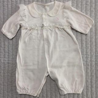 2509f196dc9dd ニシキベビー(Nishiki Baby)の「新生児 ツーウェイオール セレモニードレス」(セレモニー