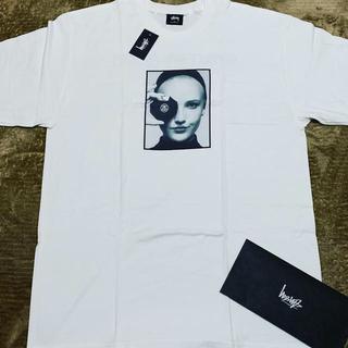 ステューシー(STUSSY)のstussy chanel コラボ Tee(Tシャツ/カットソー(半袖/袖なし))