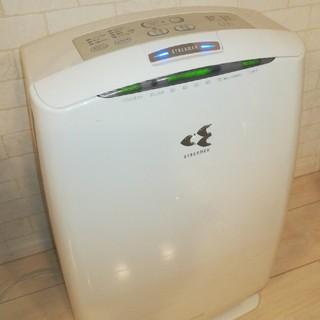 ダイキン(DAIKIN)の【ダイキン うるおい光クリエール】加湿空気清浄機 MCK55NKS-W(空気清浄器)