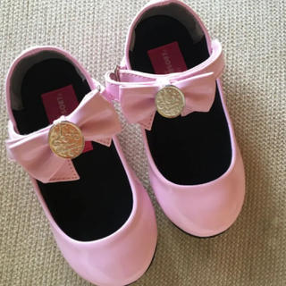 ディズニー(Disney)のビビディバビデブティック 靴18センチ(フォーマルシューズ)