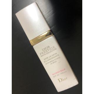 ディオール(Dior)のDior プレステージ ホワイト コレクション サテン UVベース 50 BB(BBクリーム)