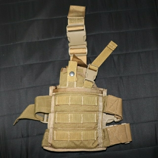 Flyye SpecOps Seals Drop Leg Holster  左用(個人装備)