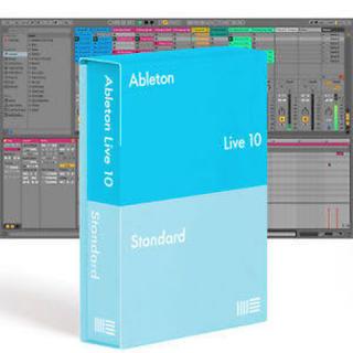 DTM DAW Ableton Live 10 +MIDI機器と書籍3冊(DAWソフトウェア)