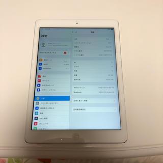 アイパッド(iPad)のiPad Air 32gb(タブレット)