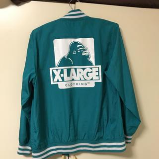 エクストララージ(XLARGE)のXLARGE コーチジャケット(ナイロンジャケット)