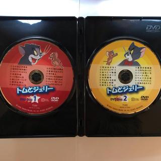 タカラジマシャ(宝島社)のトムとジェリーのクラッシックDVD 231分の映像(アニメ)