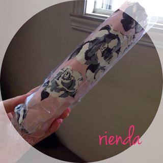 リエンダ(rienda)のy♡様専用rienda♡新品折りたたみ傘(傘)