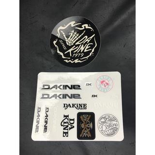 ダカイン(Dakine)のダカインステッカー2枚セット(サーフィン)