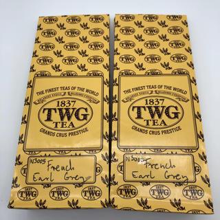 TWG フレンチアールグレイ 100g(茶)