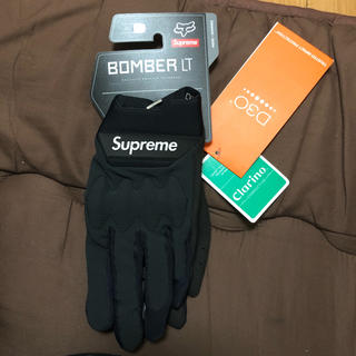 シュプリーム(Supreme)のSUPREME FOX Racing Bomber LT Gloves M(手袋)