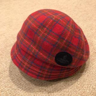 ヴィヴィアンウエストウッド(Vivienne Westwood)のVivienne Westwood 帽子(キャスケット)