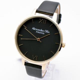 アレッサンドラオーラ(ALESSANdRA OLLA)のアレッサンドラオーラ 腕時計 レディース シンプル ブランド 可愛い(腕時計)