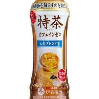 48本 送料無料 カフェインゼロ 特茶 ヘルシアすこやか茶黒烏龍茶特選茶より良(茶)
