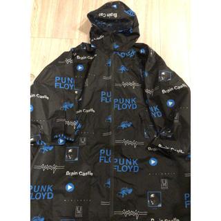 アンダーカバー(UNDERCOVER)のアンダーカバー レインコート ナイロンパーカー ブルゾン ジャケット tシャツ(ナイロンジャケット)