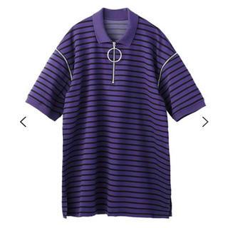 ジョンローレンスサリバン(JOHN LAWRENCE SULLIVAN)のjohnlawrencesullivan ジップアップ ポロシャツ(ポロシャツ)