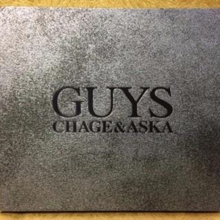 CHAGE and ASKA CD 「GUYS」(ポップス/ロック(邦楽))