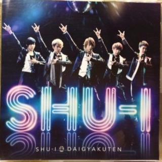 SHU-I CD「大逆転」(K-POP/アジア)