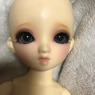 ボークス(VOLKS)のジャンク扱い  幼SD カノン 1st  ヘッド蓋なし(人形)