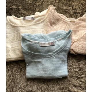 パウダーシュガー(POWDER SUGAR)の羽織りセット (その他)