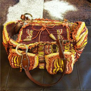 アッシュペーフランス(H.P.FRANCE)のHPフランスで購入‼夏らしいバッグ☆(ショルダーバッグ)