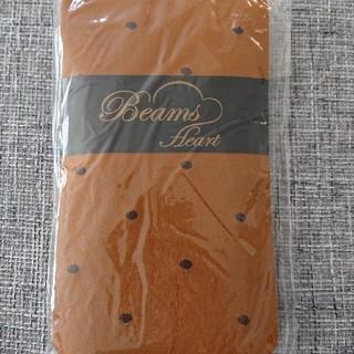 ビームス(BEAMS)のBEAMS  ドットタイツ(タイツ/ストッキング)
